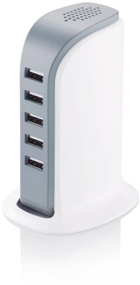 USB dobíjecí stanice 6 A