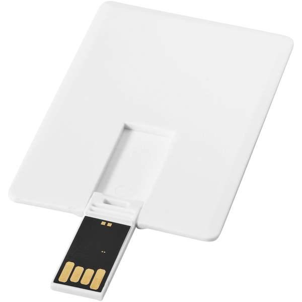 USB disk Slim ve tvaru karty, 2 GB