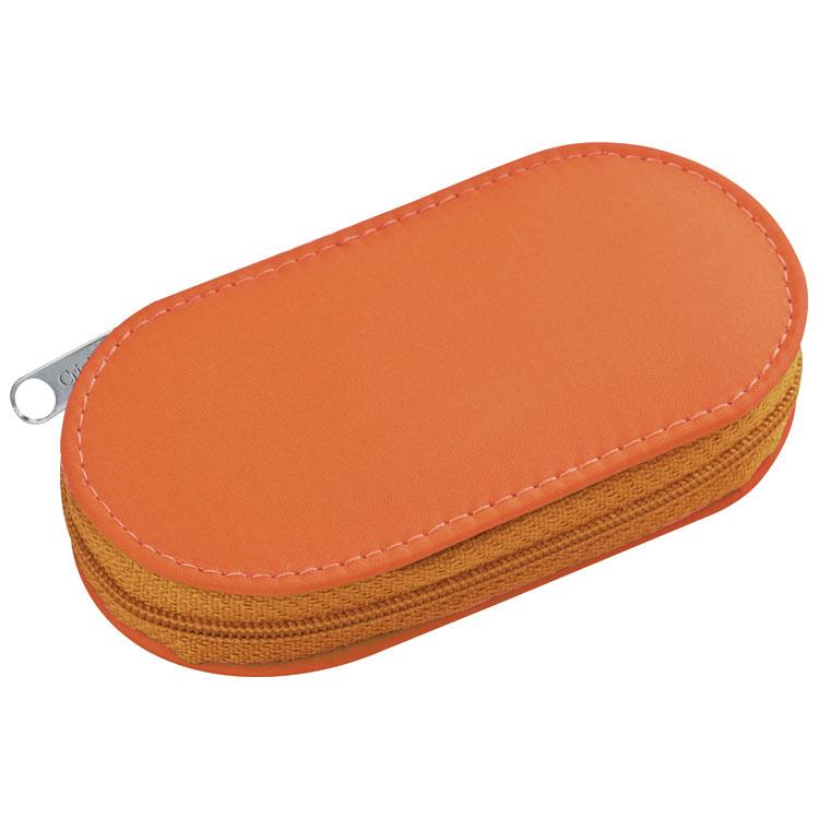 Set na manikúru oranžový