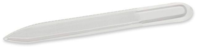 RASPERA skleněný pilník na nehty, transp. průsvitná