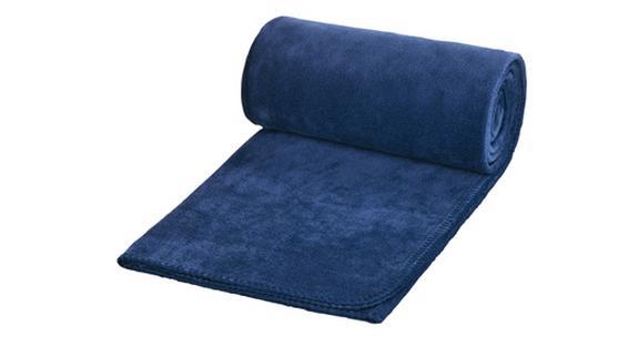 Pikniková deka modrá