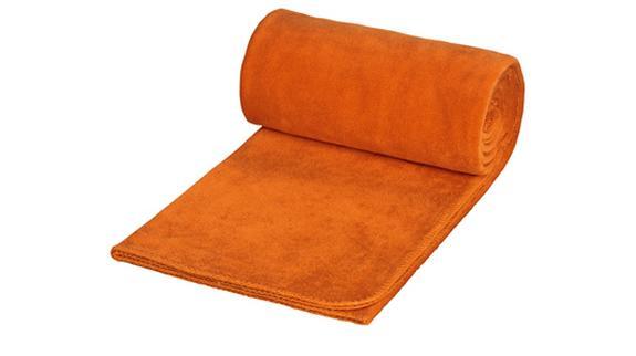 Pikniková deka oranžová