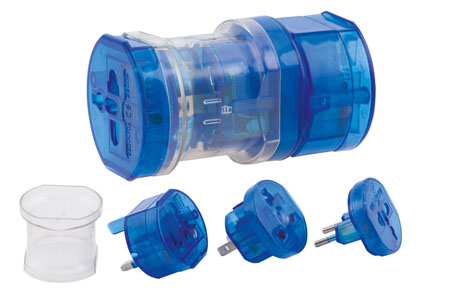 Modrý adaptér