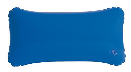 Cancún nafukovací modrý polštář