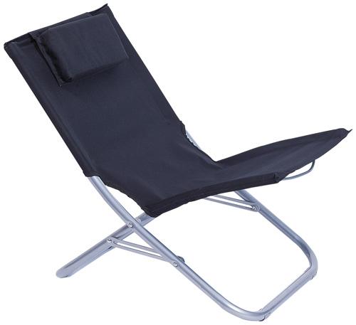 Copacabana černá židle