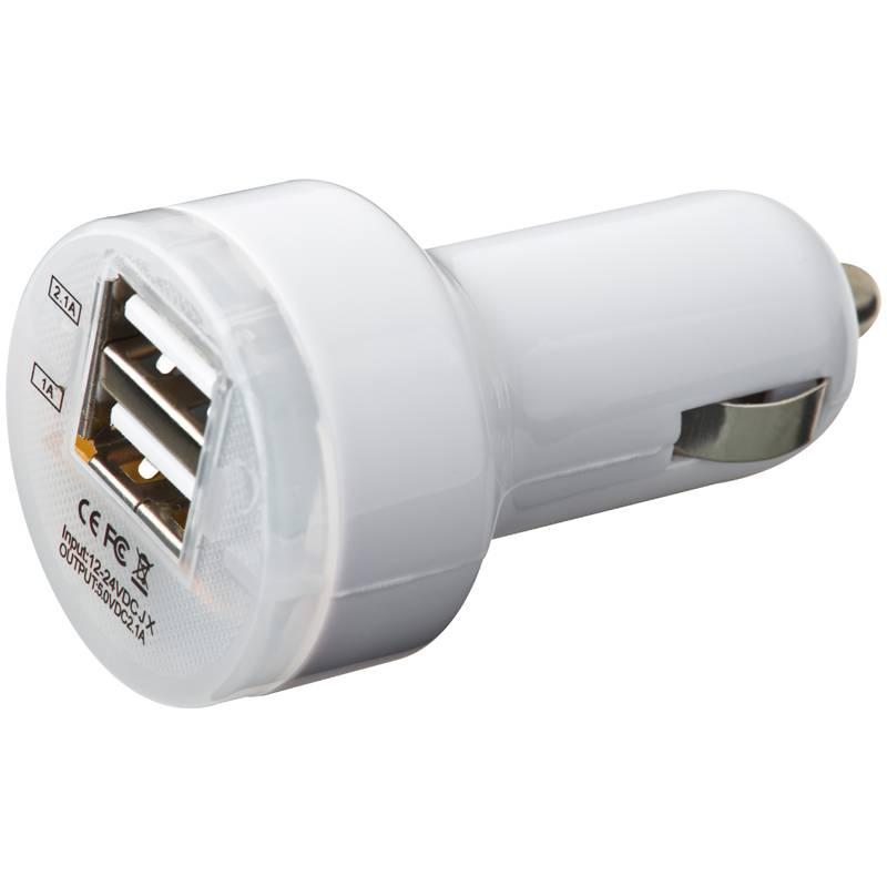 Duální USB nabíječka