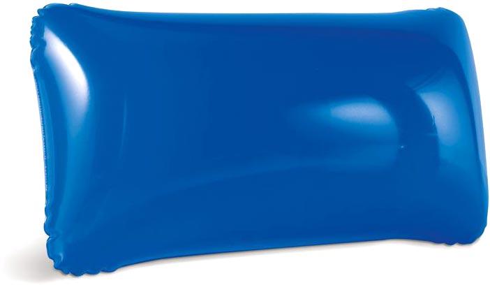 Polštář nafukovací modrý