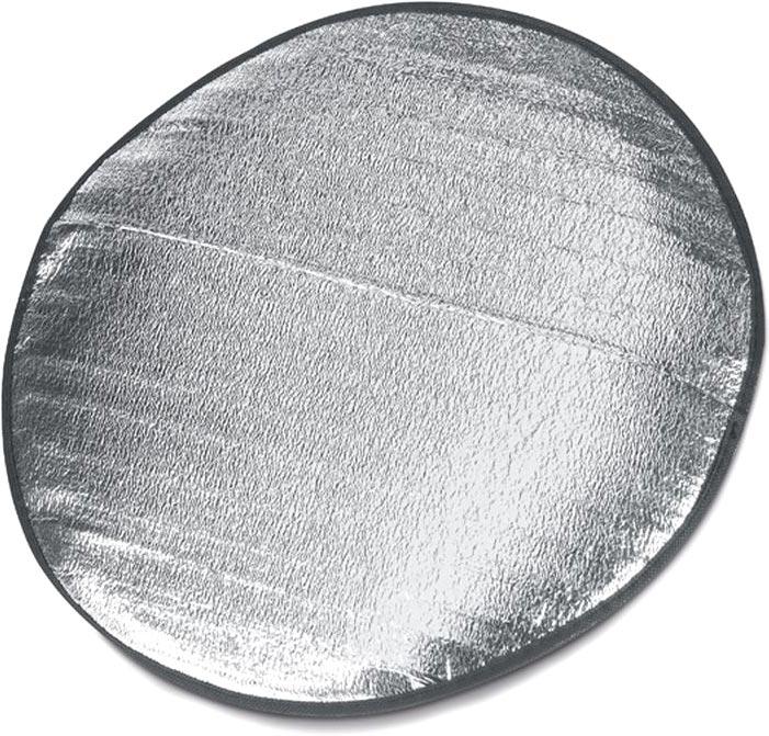 Stínící clona stříbrná