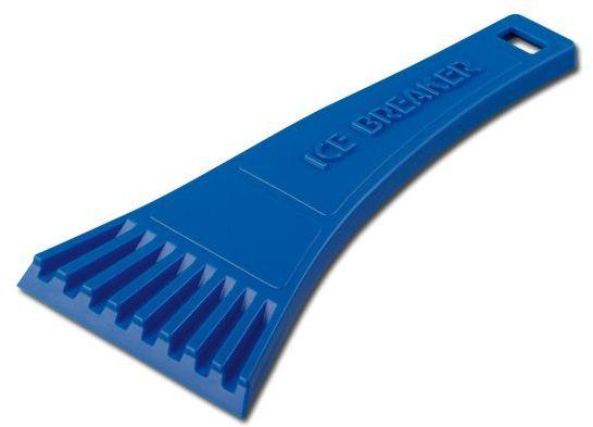 RIA plastová škrabka, modrá