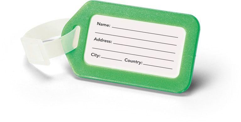 Findo identifikační štítek