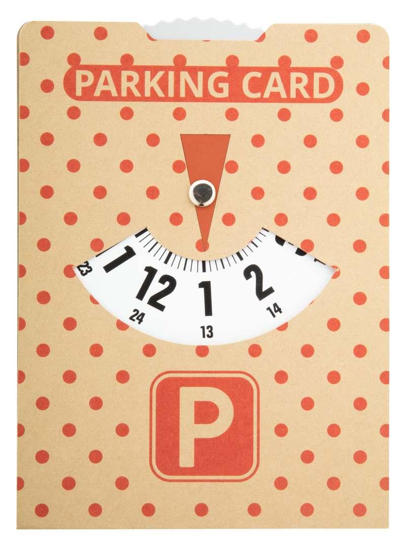Parkovacín karta CreaPark Eco
