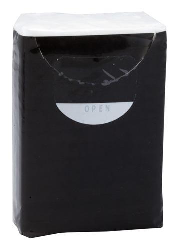 Custom ubrousky černé