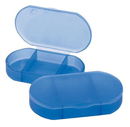 Trizone modrá lékovka
