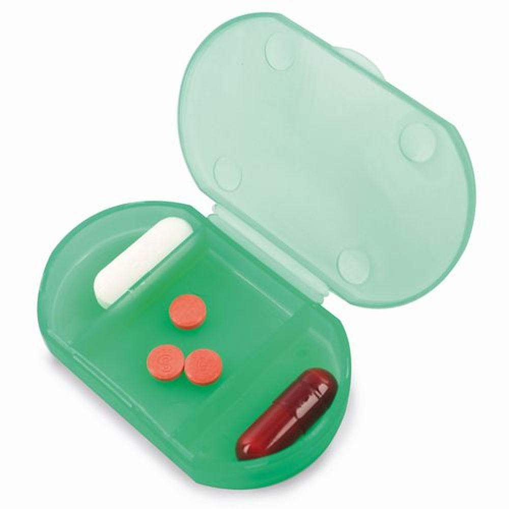 Oválný pilulkovník zelený