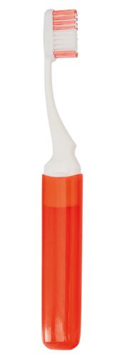 Hyron červený kartáček na zuby