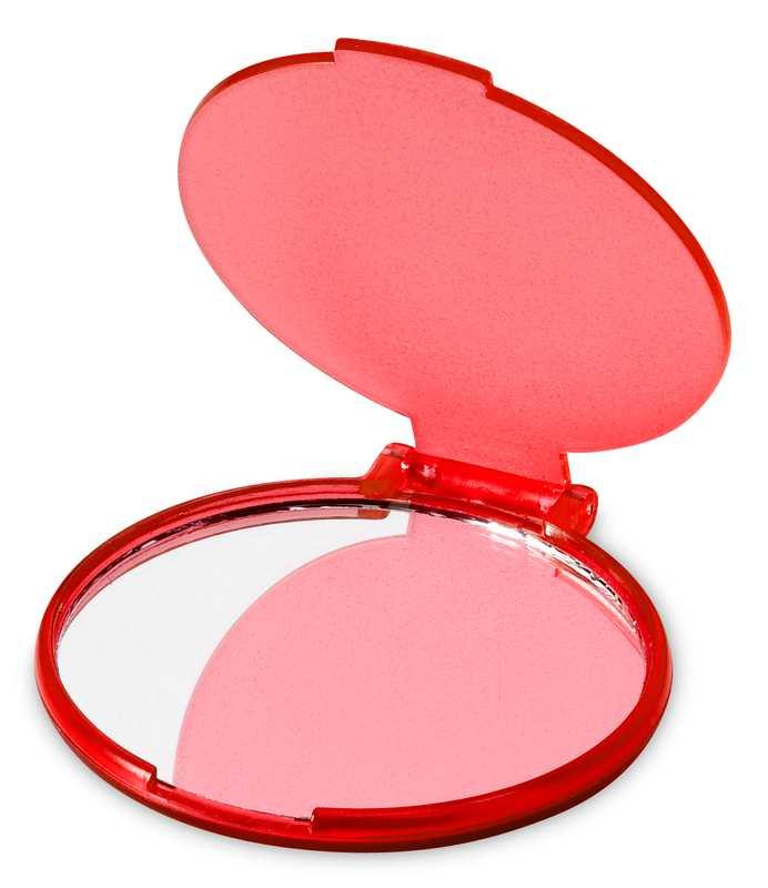 Zrcátko Mirror červené