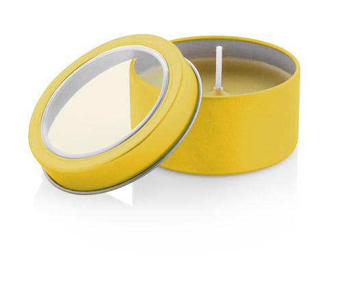 Sioko žlutá svíčka
