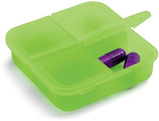 Pilulkovník světle zelený