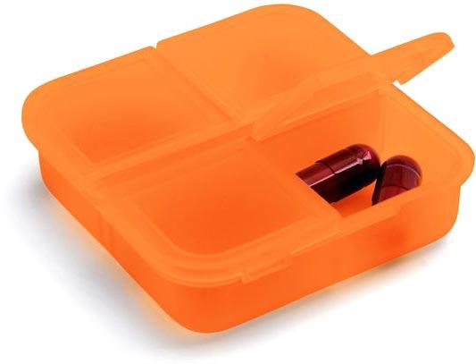 Pilulkovník oranžový s potiskem