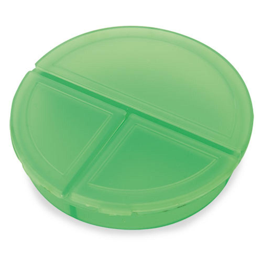 Kulatý pilulkovník zelený