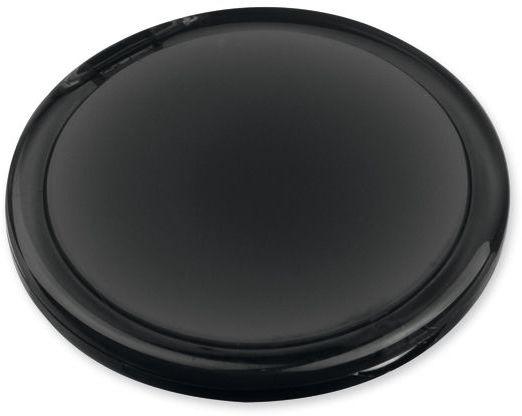 MEIRA plastové kapesní zrcátko, transp., frosty čern