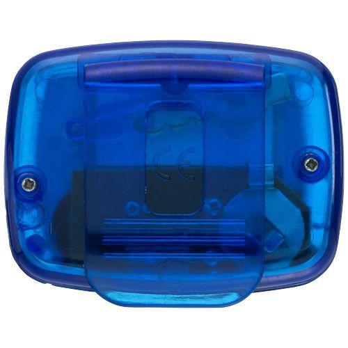 Krokoměr InShape modrý