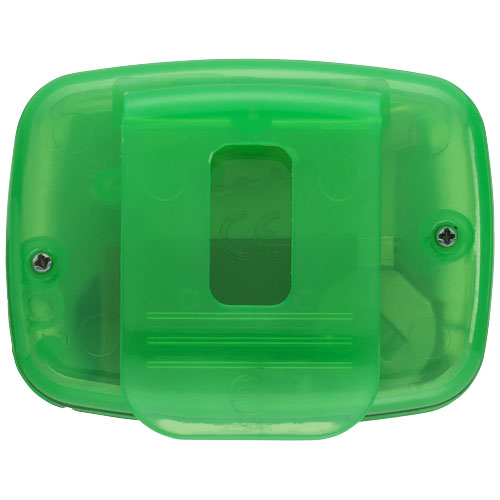 Krokoměr InShape zelený