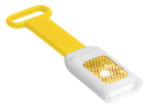 Plaup žlutá svítilna