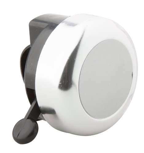 Rush stříbrný zvonek na kolo