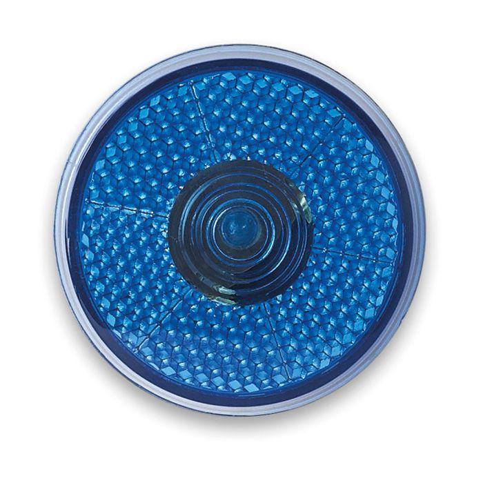 Blikající LED světlo modré
