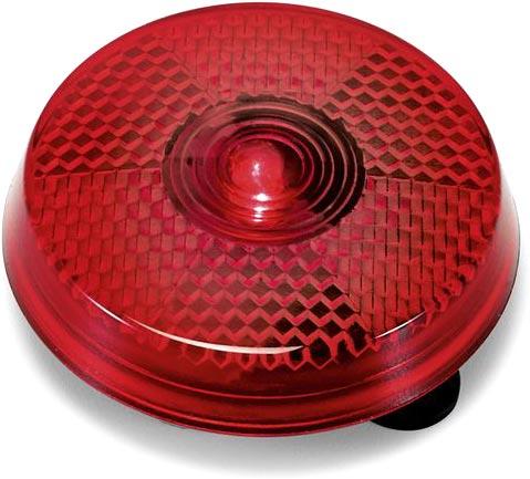 Bezpečnostní světlo červené