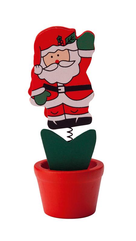 Vánoční klip červený
