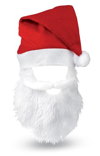 Egiox čepice Santa Clause