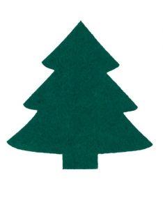 Magnet na lednici hvězda - zelená