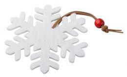 Vánoční figurka, sněhová vločka