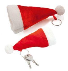 Přívěsek na klíče - Santa