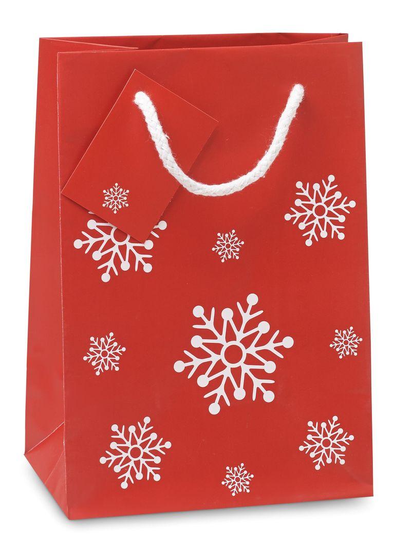 Malý papírový dárkový sáček