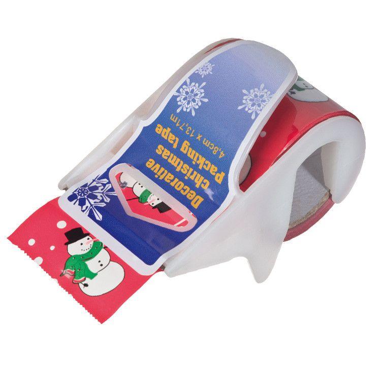 Lepící páska Vánoční