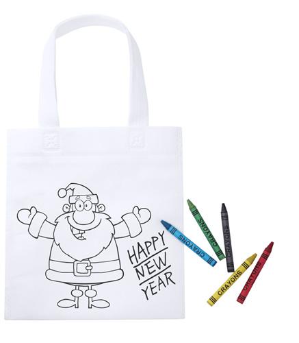 Wistick nákupní taška na vybarvení