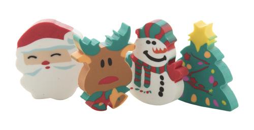 Flop sada vánočních gum