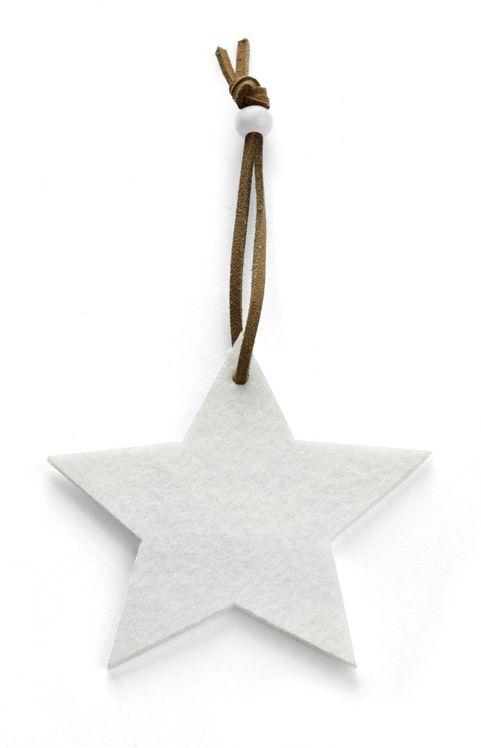 Vánoční ozdoba STAR