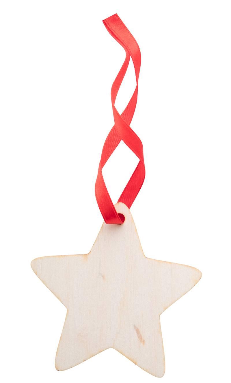 WoXmas vánoční ozdoba, hvězda