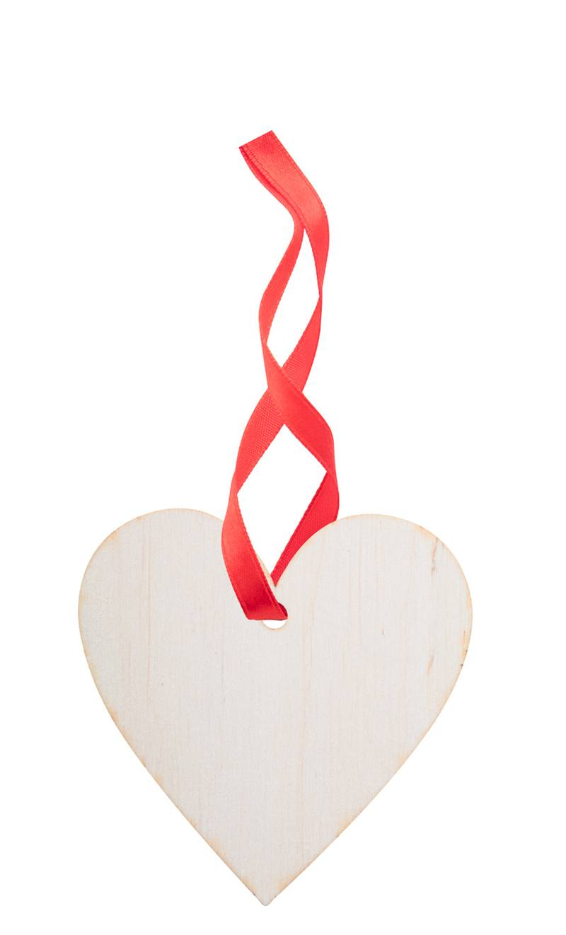 WoXmas vánoční ozdoba, srdce