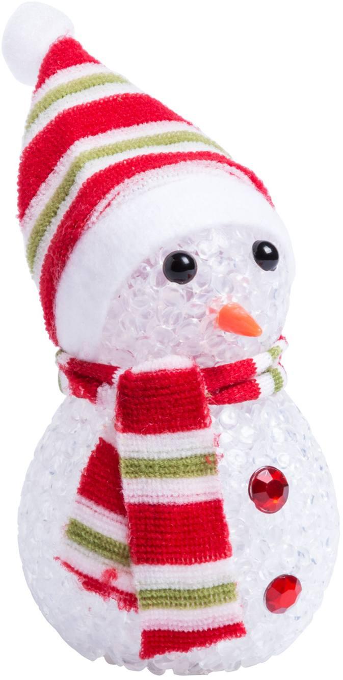 Fadon figurka sněhuláka