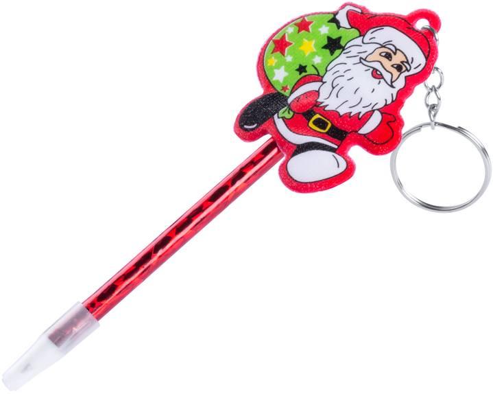 Zarki kuličkové pero s přívěškem na klíče