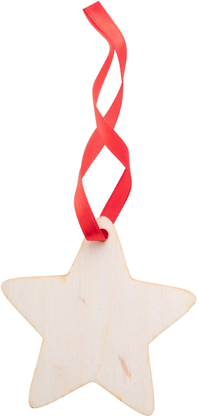 Vánoční ozdoba, hvězda WoXmas