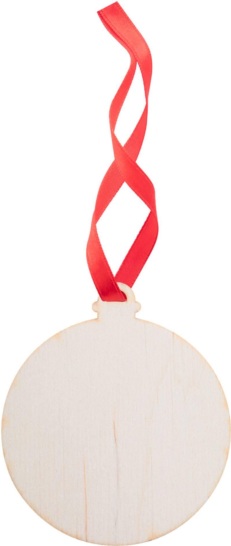 Vánoční ozdoba, koule WoXmas