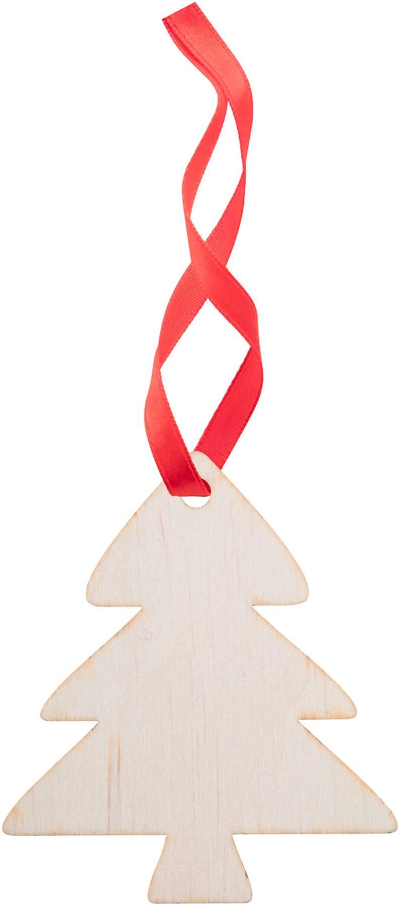 Vánoční ozdoba, stromek WoXmas