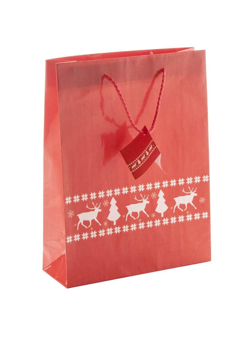 Velká dárková papírová taška Pilpala L