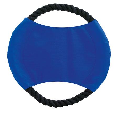 Modré frisbee pro psy